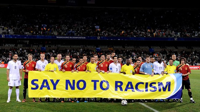 Racism (in Sport) – Articles and Research Help