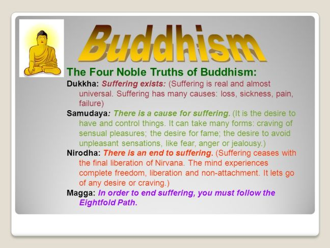 Buddhism+The+Four+Noble+Truths+of+Buddhism_
